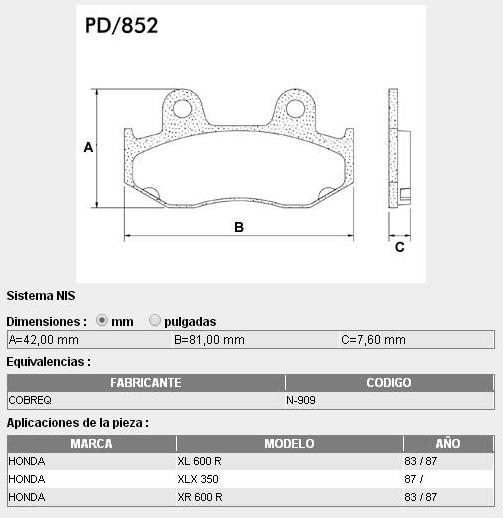 PD-852
