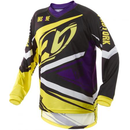 JERSEY INSANE 4 AMARILLO-PURPURA